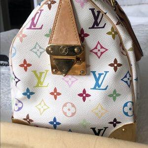 Louis Vuitton Bags - LOUIS VUITTON Multicolore Speedy 30